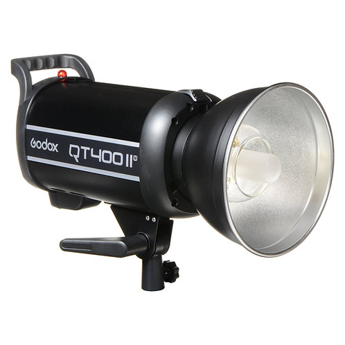 Flash de Estudio Godox QT400IIM, 400 watts, alta velocidad HSS, Sistema X