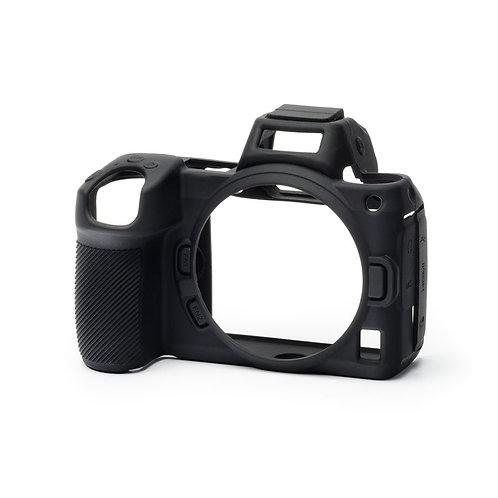 Carcasa easyCover Nikon Z6 Z7 Negro + Mica