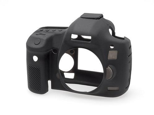 Carcasa easyCover Canon 5D Mark III, 5Dsr, 5Ds, Negro + Mica