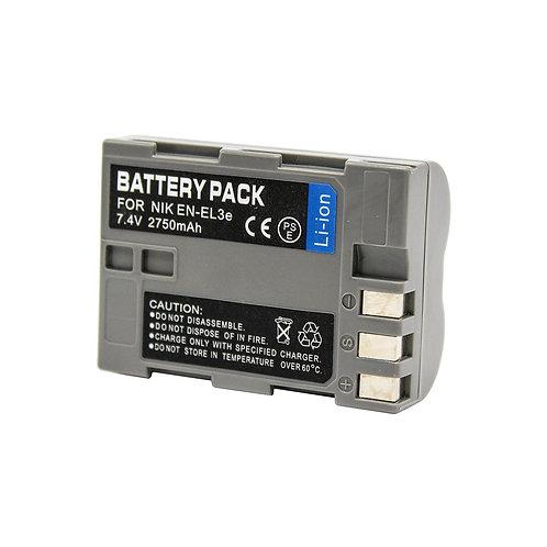 Bateria generica EN-EL3e 2750 mAh para Nikon