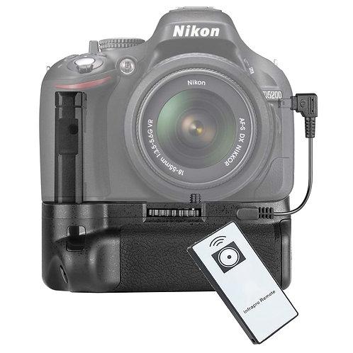 Battery Grip Generico para Nikon D5100, D5200