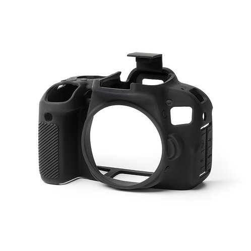 Carcasa easyCover Canon 800D / T7i Negro + Mica