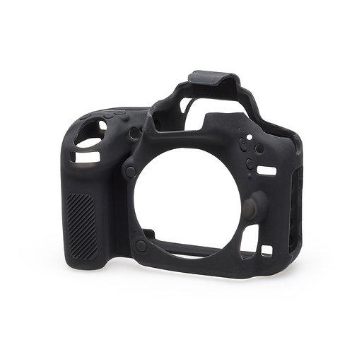 Carcasa easyCover Nikon D750, Negro + Mica