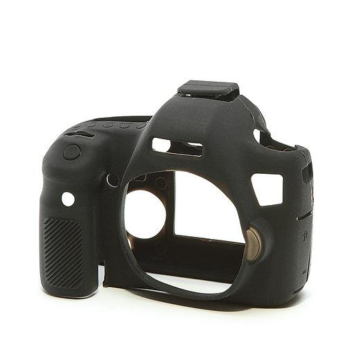Carcasa easyCover Canon 6D, Negro + Mica