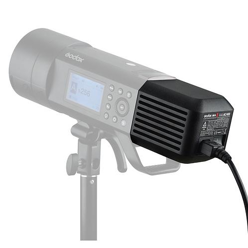 Fuente de Alimentación AC Godox AC400 para flash AD400Pro