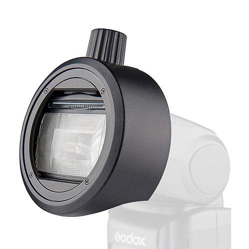 Adaptador Godox S-R1 para accesorios redondos