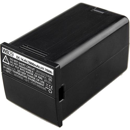 Bateria Godox WB29 para flash AD200