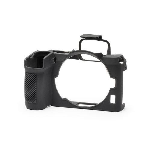 Carcasa easyCover Nikon Z50 Negro + Mica