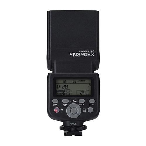 Flash Yongnuo YN320EX para Sony, TTL, HSS