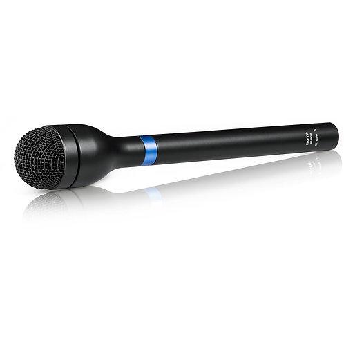 Micrófono dinámico omnidireccional Boya BY-HM100, con conector XLR