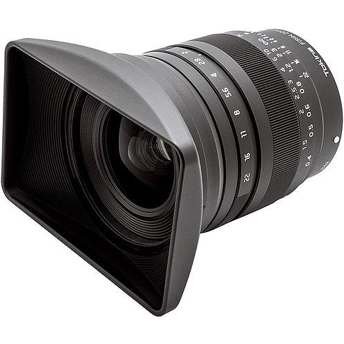 Lente para cine Tokina Firin 20mm F2 FE MF, Manual Focus, para Sony E
