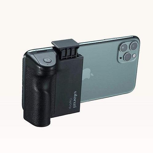 Agarradera Bluetooth Ulanzi Select CapGrip para celulares
