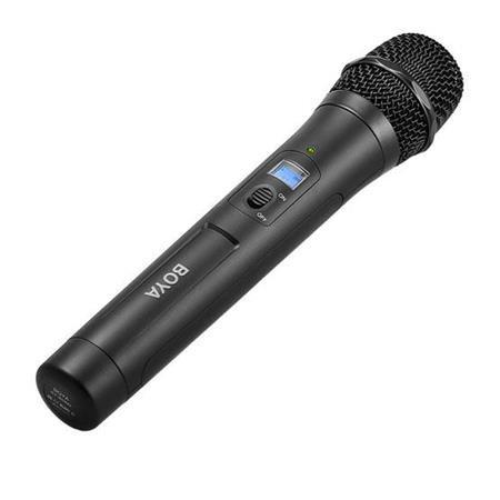 Micrófono de mano inalámbrico Boya  BY-WHM8 Pro