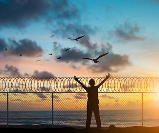 silhouette prisoners were imprisoned on