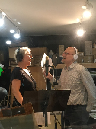 """Janis Siegel and Darmon Meader nailing """"Valentine's Day For One"""""""