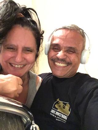 Sue and Chembo Corniel