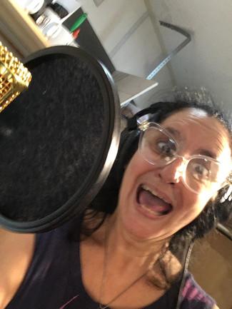 Sue records at Village digital. NYC