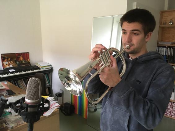 """Luis Botter Maio records """"Renewal"""" in Zurich"""