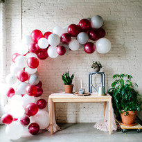Balloon Garland-10ft