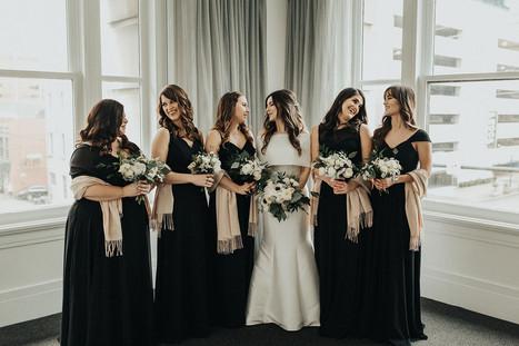 Bridal and Bridesmaid