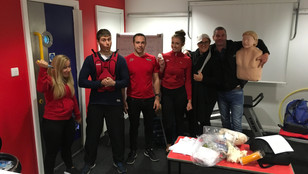 Renewing First Aid for Virgin Active