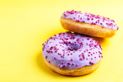 Donut with Icing