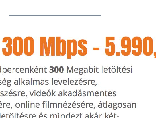 L INTERNET - 300 Mbps