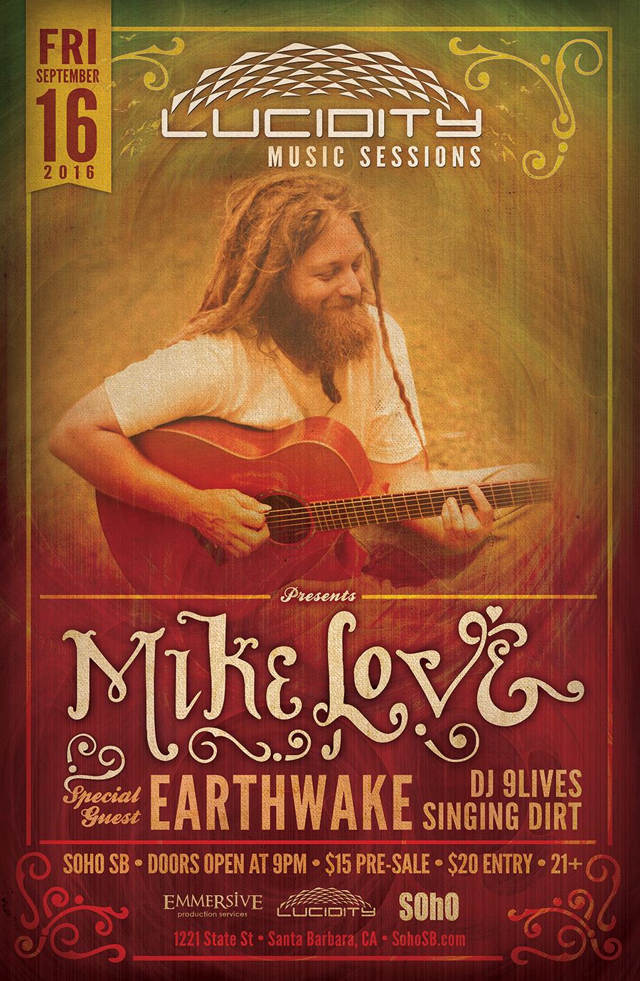 Mike Love Event