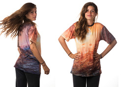 Day/Night Dye-Sublimated T-Shirt