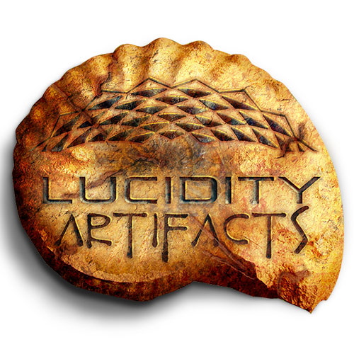 Lucidity Artifacts Logo - Color