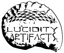 Lucidity Artifacts Logo - Stamp