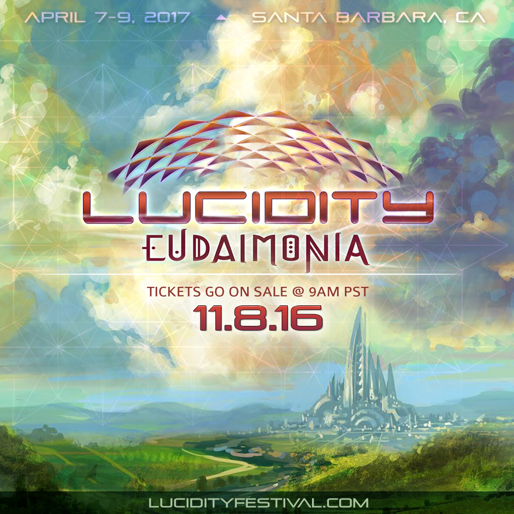 Lucidity 2017 Buy Tix Graphic