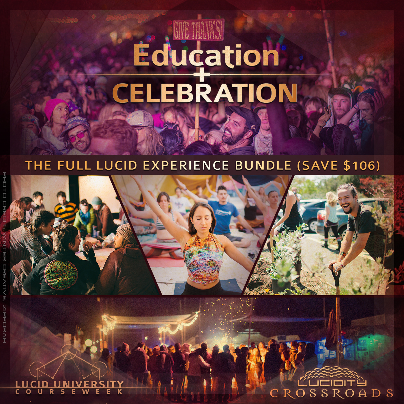 Education + Celebration Campaign