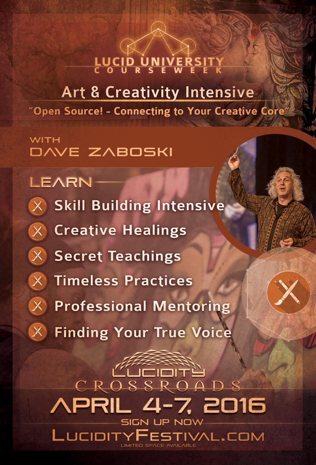 CreativeWorks Flyer