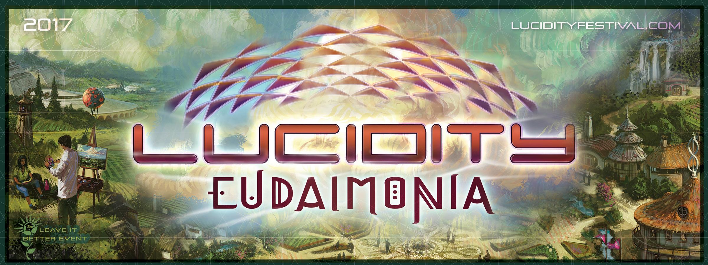 Eudaimonia Bumper Sticker