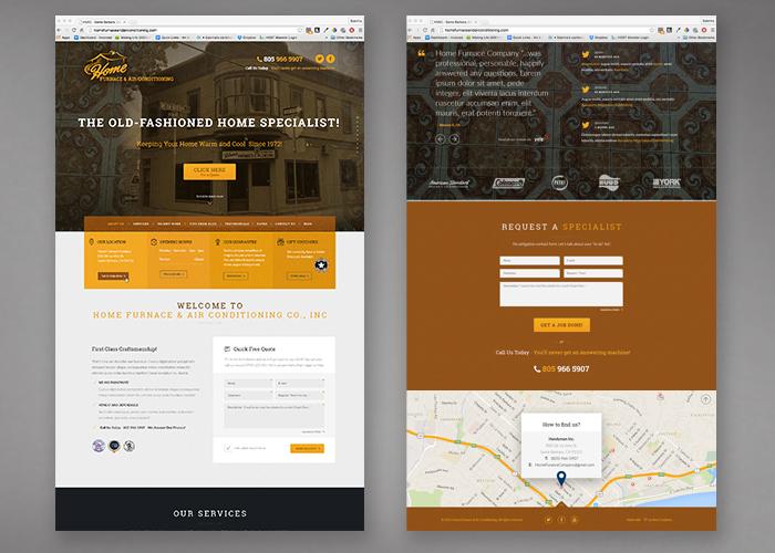HFAC Web Design