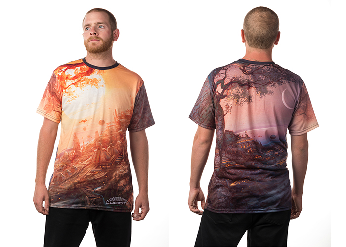 Day/Night Dye-Sublimated T-Shirt