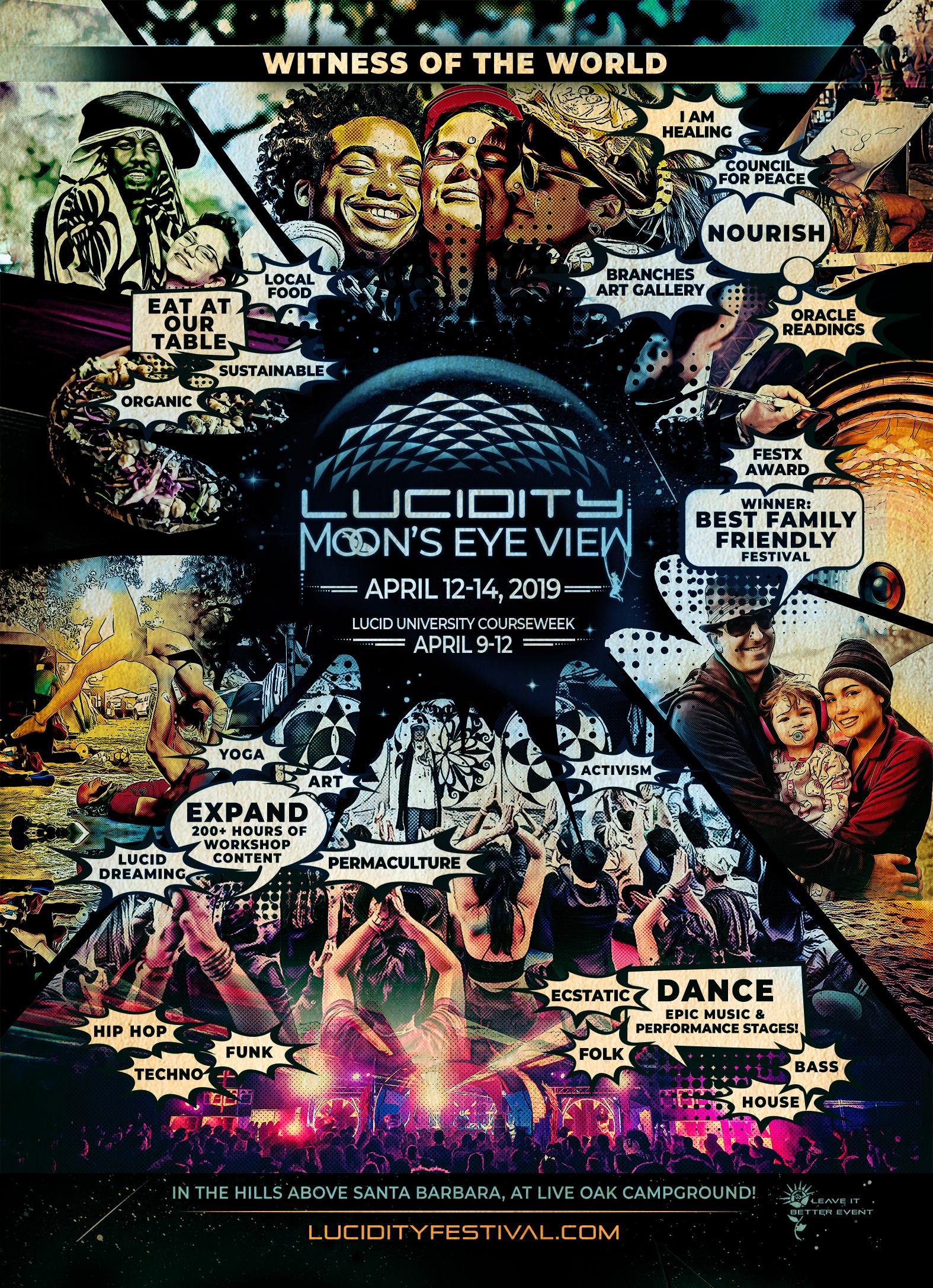 Lucidity 2019