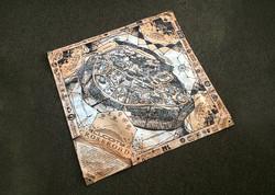 Lucidity 2016 Vinyl Map