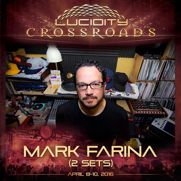 Line-Up Social Media - Mark Farina