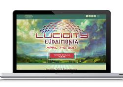 Lucidity 2017 Web Design