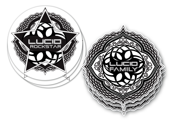 Lucidity Stickers
