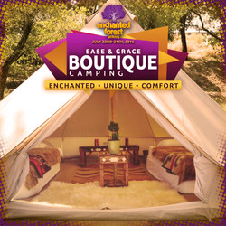 Ease and Grace Boutique Camping