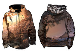 Day/Night Dye-Sublimated Hoodie