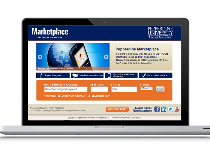 Pepperdine Alumni Business Directory