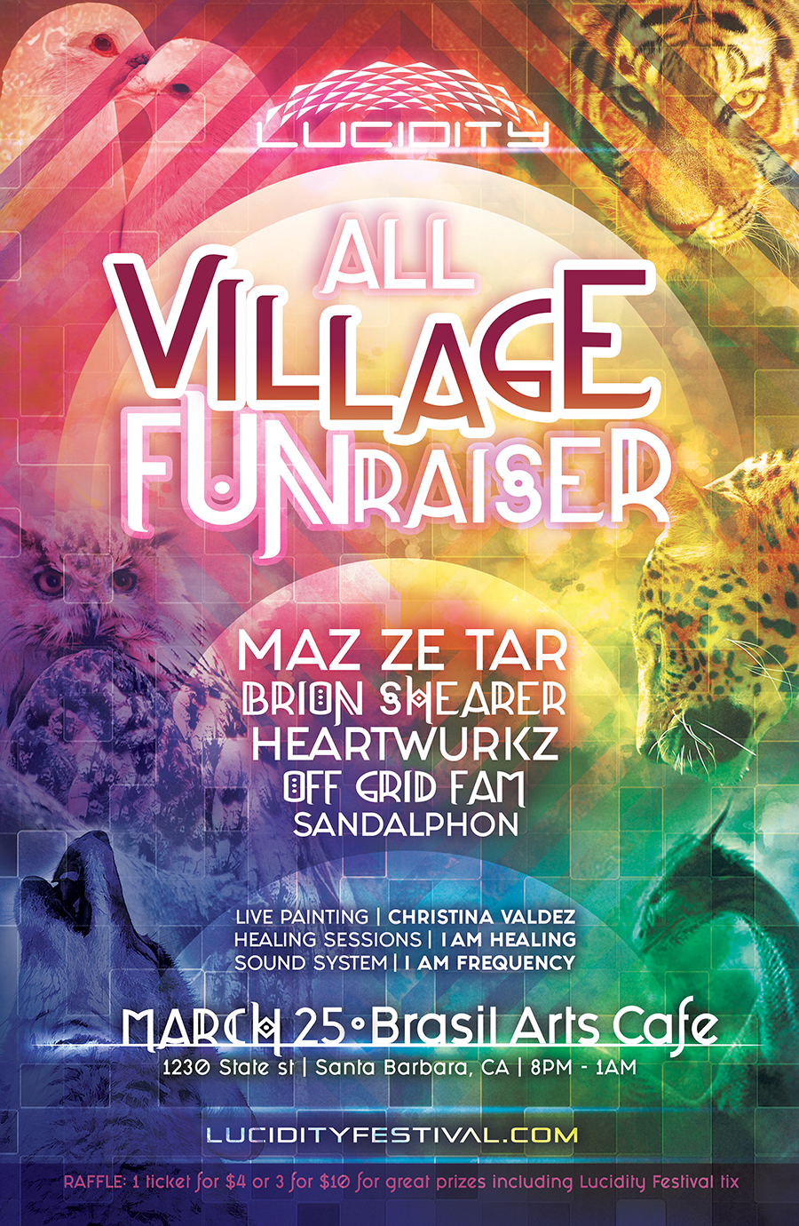 Village FUNraiser Event