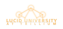 Lucid University Logo