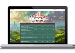 Lucidity 2017 Eventbrite Page