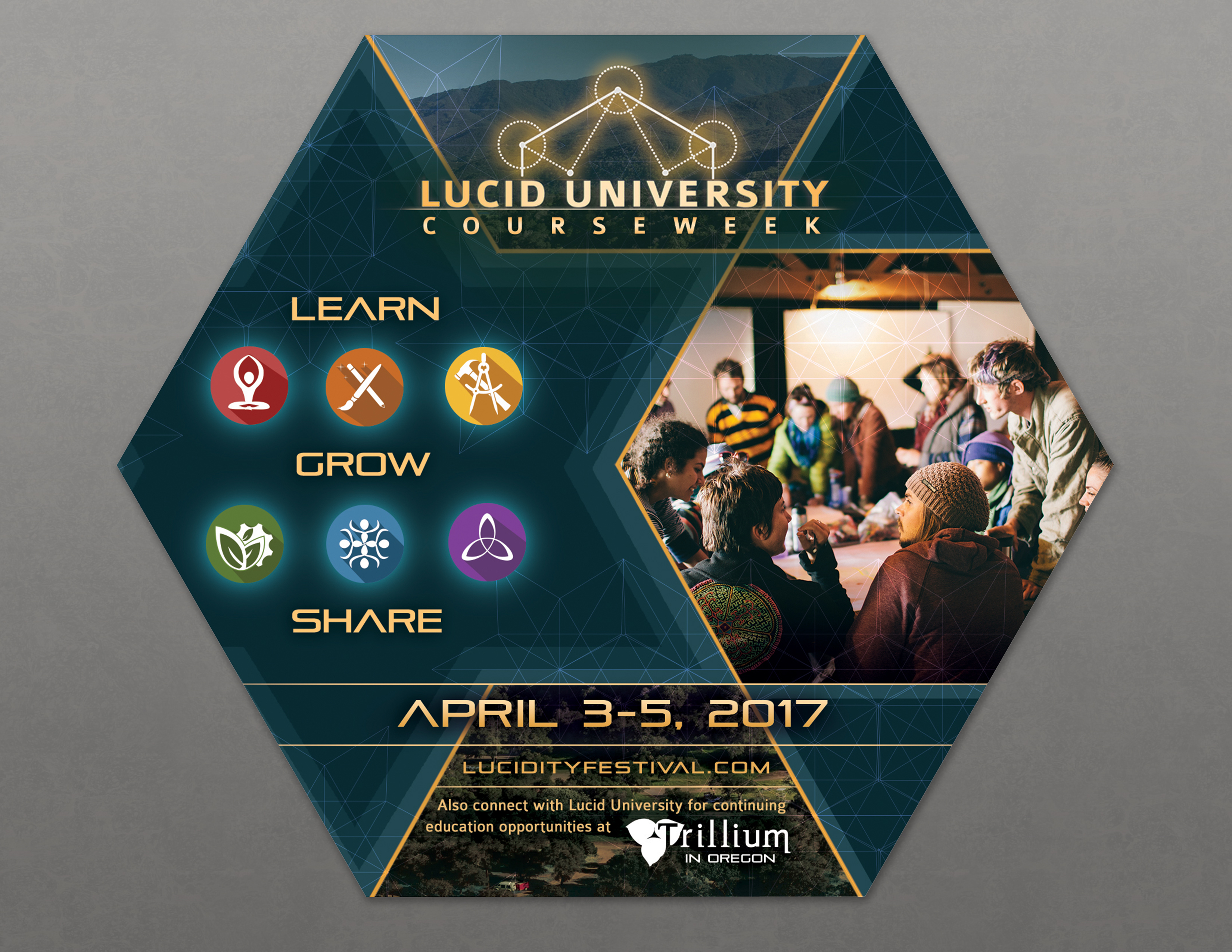 Lucid University Overview Flyer