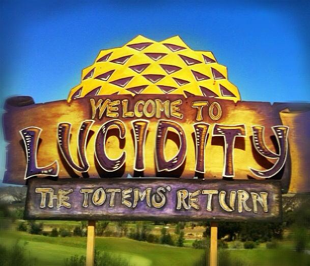 Lucidity 2013 Welcome Sign